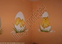 Les petits poussins -  Galerie photos